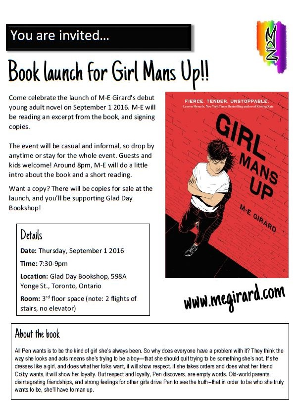 GMU Toronto Launch Flyer